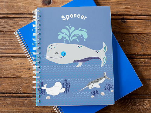 Whaley Notebook