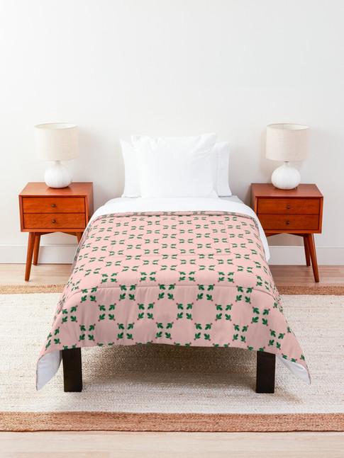 Rosey Berries Comforter
