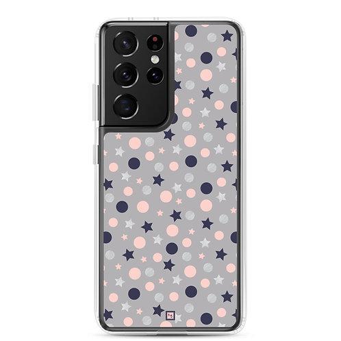 Samsung Case in Starry Confetti