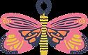 PinkOrangeYellowButterfly.png
