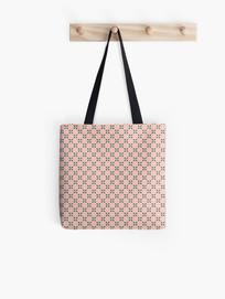 Rosey Berries Tote Bag