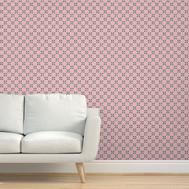 Rosey Berries Wallpaper