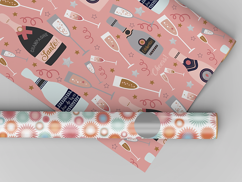 Bubbly Wrapping Paper