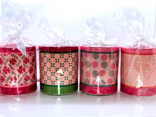 Mademoiselle Collection Mugs Set