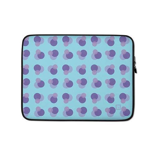 Too Cool Bubbles Laptop Sleeve