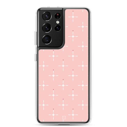 Samsung Case in Elegant Crosses