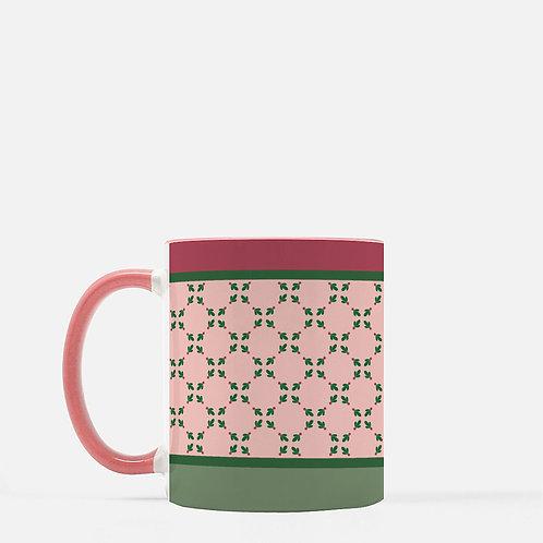 Rosey Berries Mug