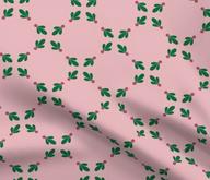 Rosey Berries Fabric