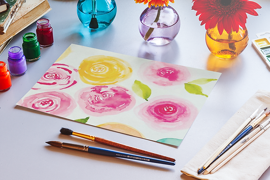 sketch-mockup-featuring-watercolor-paint