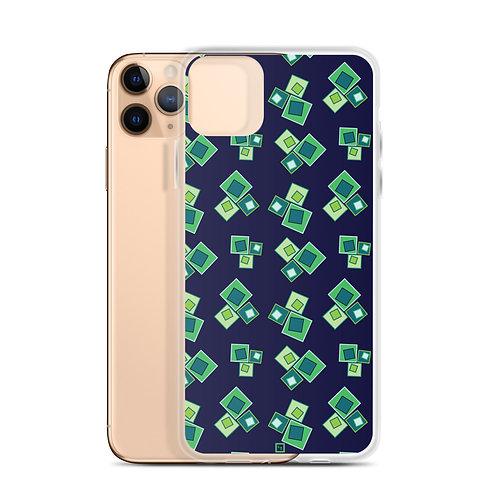 Rhombus Rhapsody iPhone Case