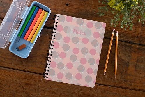 Floating Bubbles Notebook