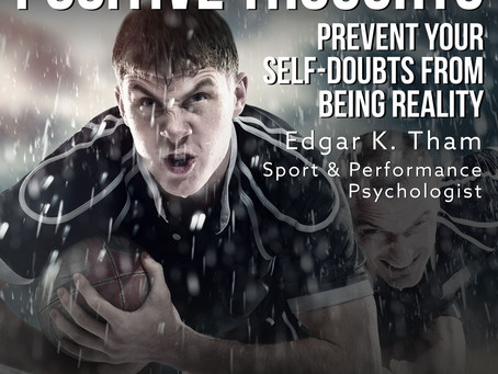 Mental Toughness Quote: Positivity