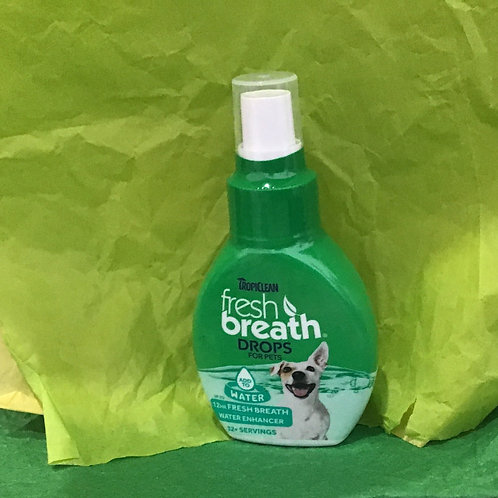 Fresh Breath Drop for Pets