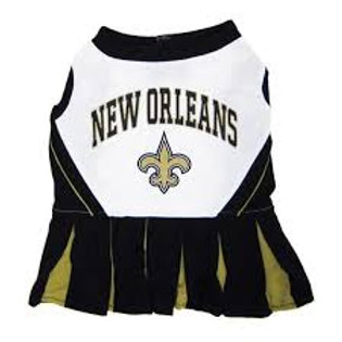 New Orleans Cheerleader