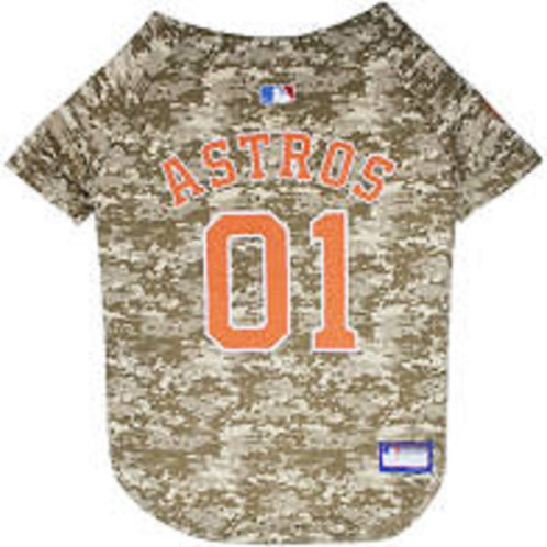 Camo Astros Outfit