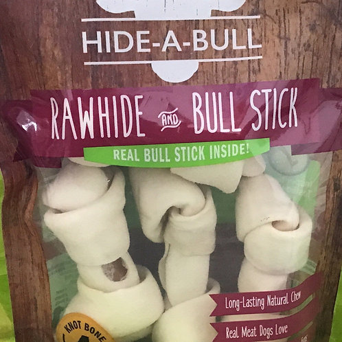 Rawhide and Bull Stick