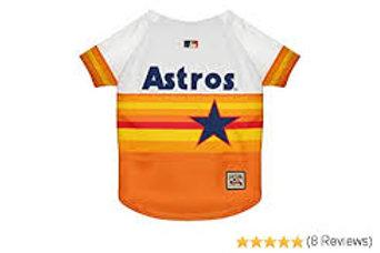 Multi-Colored Astros Jersey