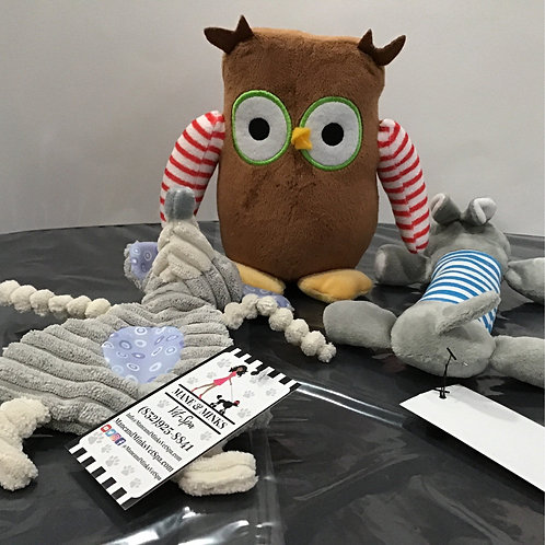 Owl Stuff Toy