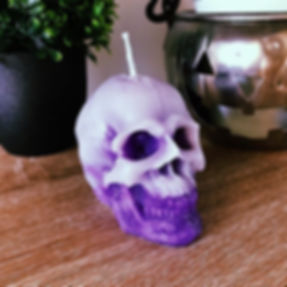 SKULL CANDLES NOW LIVE 💀🔥 FOR ALL YOUR