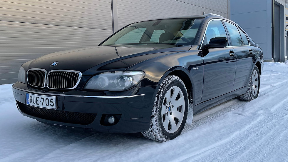 2007 Bmw 730d facelift E65