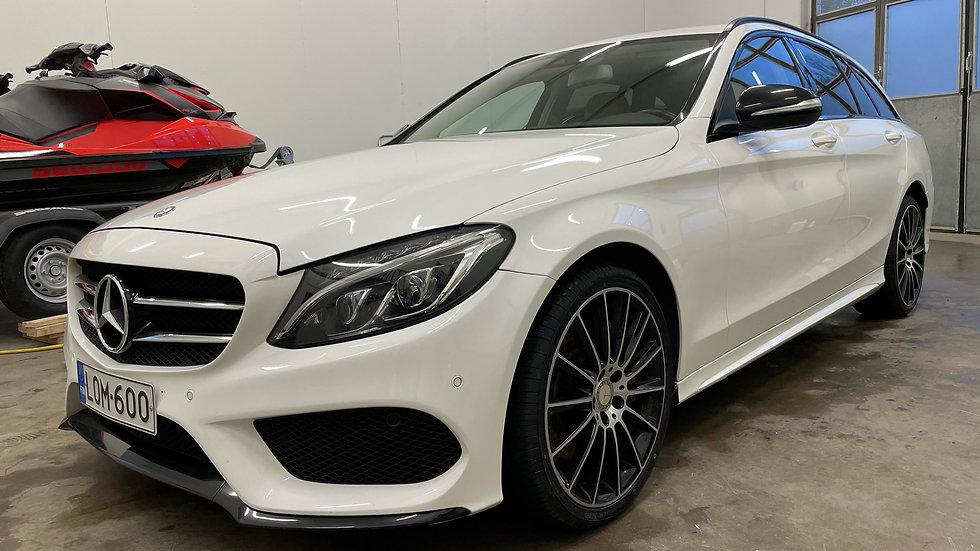 Mercedes-Benz C250d 4matic amg