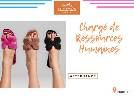 Hermés - Chargé de Ressources Humaines (Alternance)