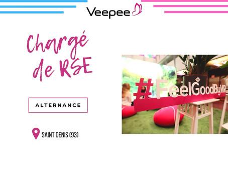 Veepee - Chargé de RSE (Alternance)