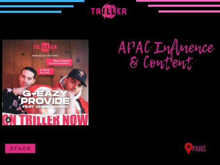 Triller - APAC Influence & Content  (Stage)