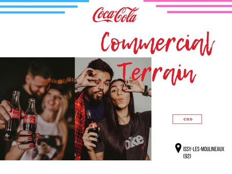 Coca Cola - Commercial Terrain (CDD)