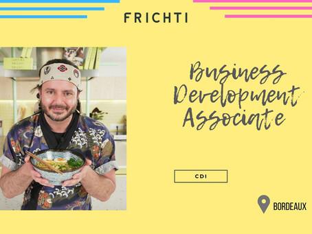 Frichti - Business Development Associate (CDI)