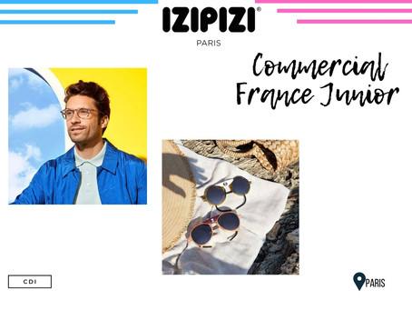 IZIPIZI - Commercial France Junior (CDI)