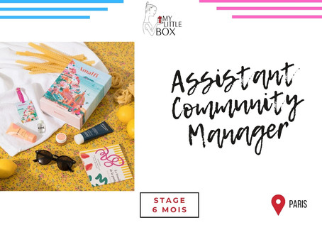 My Little Box - Assistant Community Manager (Stage)