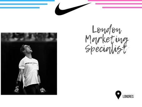 Nike - London Marketing Specialist