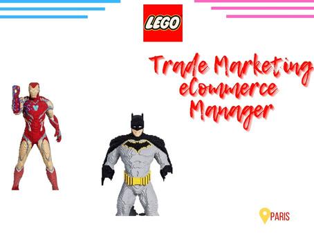 LEGO - Trade Marketing eCommerce Manager - France & Iberia