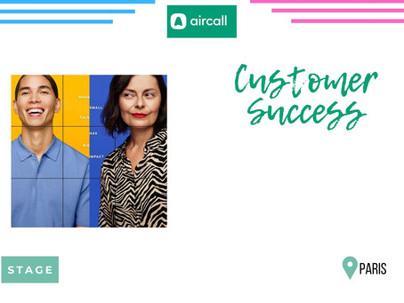 Aircall - Customer Success (Stage)