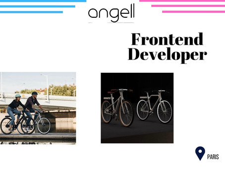 Angell - Frontend Developer