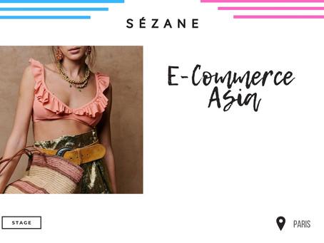 Sézane - E-Commerce Asia (Stage)
