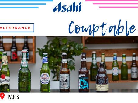 Asahi Brands France - Comptable (Alternance)