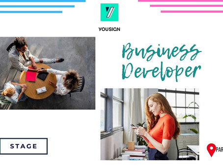 Yousign - Business Developer (Stage)