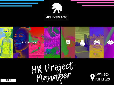 Jellysmack- HR Project Manager (CDI)