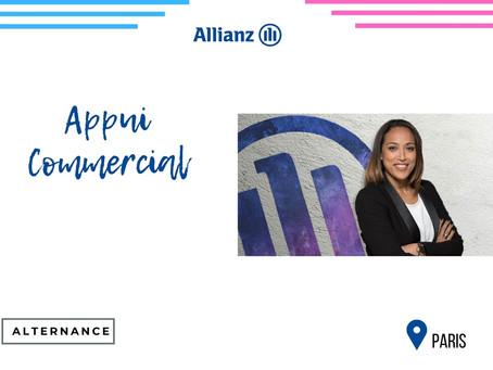 Allianz - Appui Commercial (Alternance)