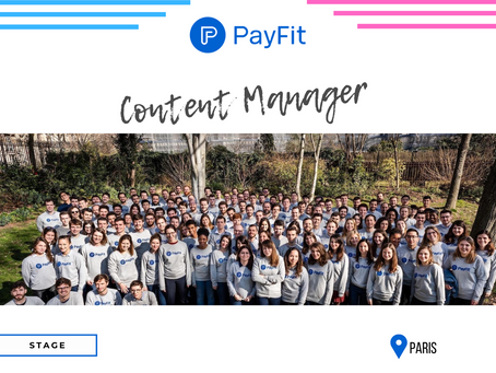 PayFit - Content Manager (Stage)