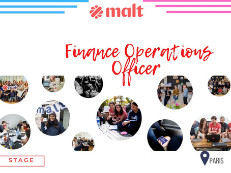 Malt - Finance Operations Officer (Stage)
