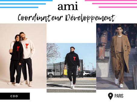 Ami - Coordinateur Développement Chine (CDD)