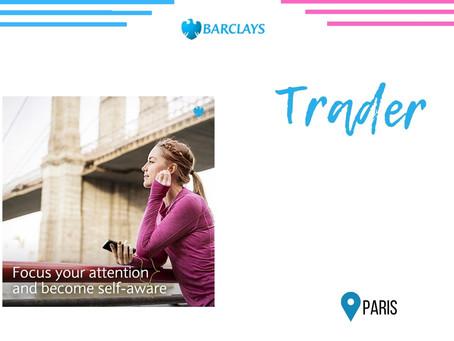 Barclays - Trader