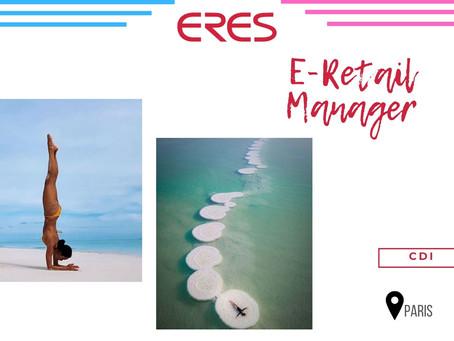 Erès - E-Retail Manager (CDI)