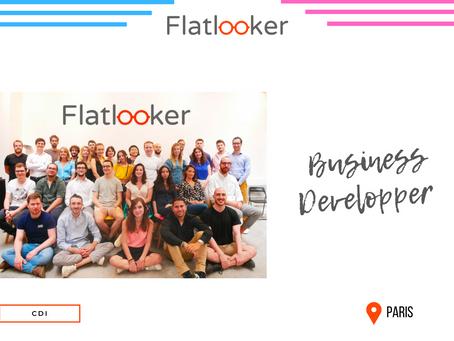 Flatlooker - Business Developper (CDI)