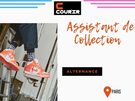 Courir - Assistant Développement RH (Alternance)