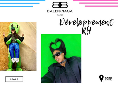 Balenciaga -  Développement RH (Stage)