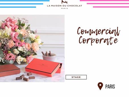 La Maison du Chocolat - Commercial Corporate (Stage)